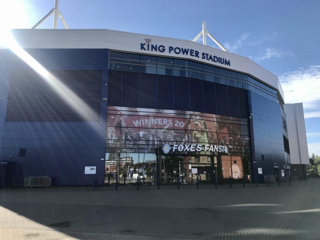 King Power Stadium Leicester